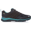 The North Face W's Ultra Fastpack II GTX Shoes TNF Black/Subtle Green